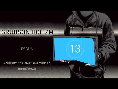 Tekst piosenki Grubson - Poczuj po polsku