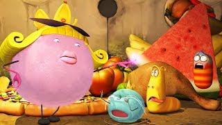 Video LARVA - ALIEN FRIEND | Cartoon Movie | Cartoons For Children | Larva Cartoon | LARVA Official MP3, 3GP, MP4, WEBM, AVI, FLV Februari 2019
