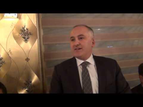 Erzincan 13 Şubat Spor Motosiklet Üyeleri Yemekte Bir Araya Geldi