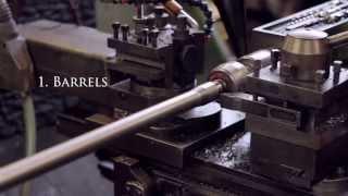 Gunmaking Craftsmanship - Holland & Holland
