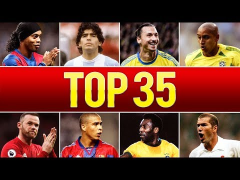 Top 35 Legendary Goals In Football History