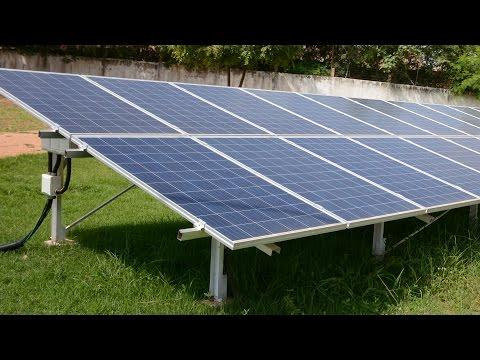 Conheça nossa Usina Fotovoltaica