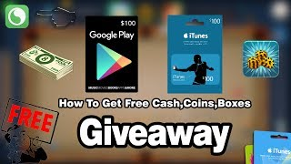 8 Ball Pool 100$ Gift Card Giveaway -How To Get Free Cash & Coins With AppKarma  -NO HACK/NO CHEAT-Welcome To My Channel Deepak8bp or Deepak 8 Ball PoolRules Of The Giveaway1 :  Subscribe To Me2 : Like This Video & Comment Only -Entered- 3 :  Use My Invite Linkhttp://xkr.ma/m/ImjK6UPU8D To install appKarma Or Download From Google Play       iOS users – We are not on the iTunes app store. Please go to appkarma.io on yourMobile Safari and follow instructions to access the reward app 4 : Open AppKarma & Sign Up Using My Referral Code: Deepak8bp NOTE: if you have not used the link to install the appkarma USE MY REFER CODE: deepak8bp           5: Complete At least 1 Offer For To Get Qualified -VERY IMPORTANT-(Watch The Whole Video Carefully For Better Understanding)  IF YOU HAVE NOT FOLLOWED ANY OF THE RULES BELOW YOU ARE NOT QUALIFIED FOR THE GIVEAWAY!How Appkarma  Works:1) Use My Invite Link to install appKarma (you'll get 500 points using my link)NOTE : if you have not used the link to install the appkarma USE MY REFFER CODE : deepak8bp2) Open app and sign up to collect the 500 points3) Complete at least 1 offer for a chance to get a free gift cardWhen open up the app using My invite link, You will see this page (with Deepak8bp )My Social Profiles:Skype: iloveiphone07Kik: deepak8bpFb: https://www.facebook.com/deepak8bpTwitter : @deepak8ballpool+++++++++++++++++++++++++++++Willing to support my channel, Kindly Donate here:https://www.paypal.me/deepak8ballpoolYou GUYS ARE AMAZING!!!💜Music used :intro Song : Borgore & Sikdope - Unicorn Zombie Apocalypse (Xavi Fabregas Remix)[No Copyright Music] Almost Original (Instrumental - Joakim KarudTAGS:Deepak8BallPool deepak8bp
