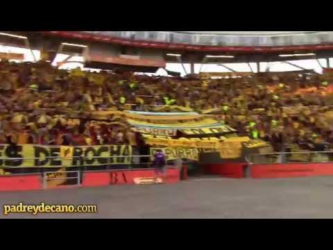 """""""A todas partes iré contigo"""" - Peñarol en La Plata - Barra Amsterdam - Peñarol"""