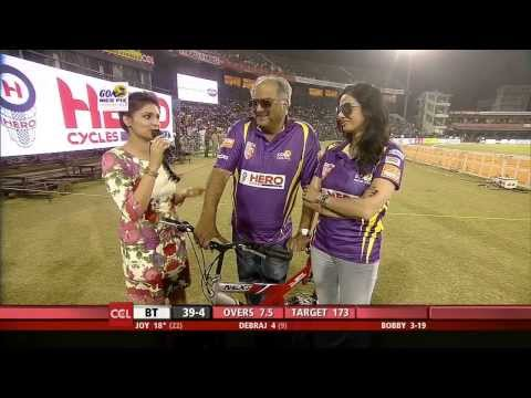 Boney Kapoor  Sridevi Interview  CCL4