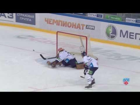 12.01 Лучшие сэйвы за две недели / 01/12 KHL Top 10 Saves for 2 weeks (видео)