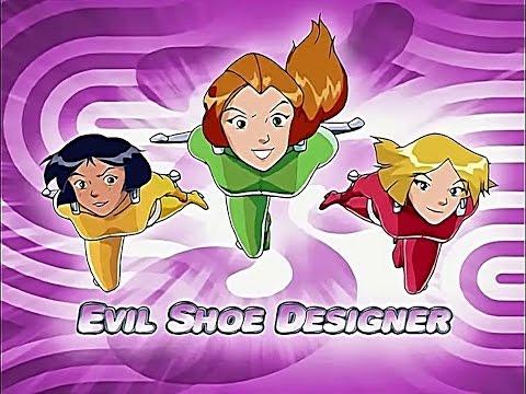 Totally Spies! Season 5 - Episode 10 (Evil Shoe Designer)