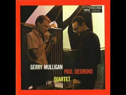 Gerry Mulligan/Paul Desmond Quartet – Blues in Time