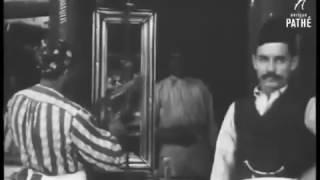 En Eski Dönerci Videosu İstanbul 1920