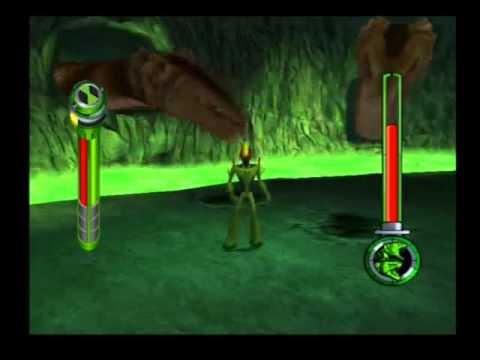 ben ten alien force vilgax attacks playstation 2