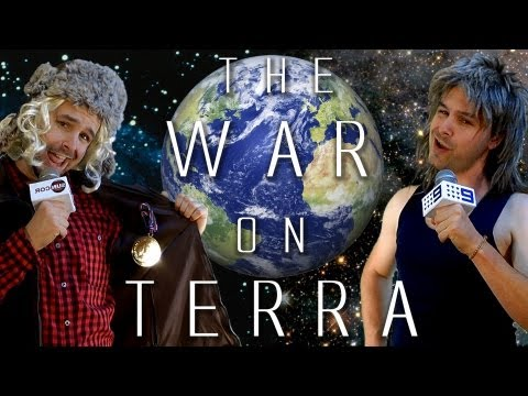 thejuicemedia - It's 2013 and the world did not end by meteorite or by Mayan calendar. But fear not: we might just be able to get the job done ourselves. Join Robert Foster ...