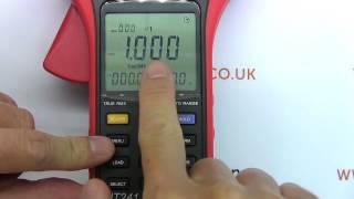 UNI-T UT241 Power Clamp Meter Review