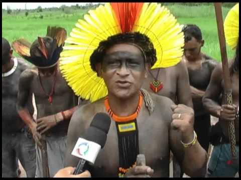 Índio Raoni - Xingú