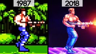 Video History/Evolution of Contra (1987-2018) MP3, 3GP, MP4, WEBM, AVI, FLV Agustus 2019