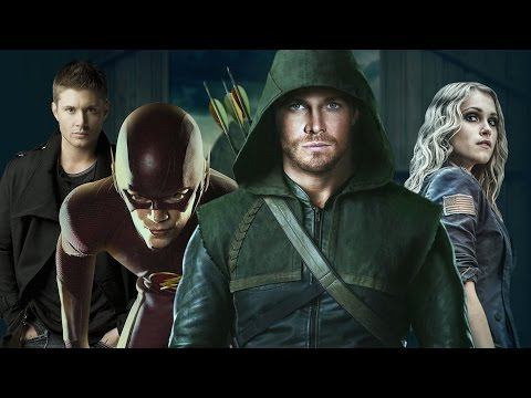 The CW - Eric Goldman and Roth Cornet on what the CW's early renewals for Arrow, The Flash, The 100, Supernatural, The Vampire Diaries, The Originals, Reign and Jane the Virgin say about how the network.
