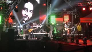 HalfWay Tree Bob Marley Concert by Bubbleman's World