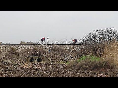 Τρένο πάτησε μετανάστες – Εικόνες φρίκης στη Ροδόπη