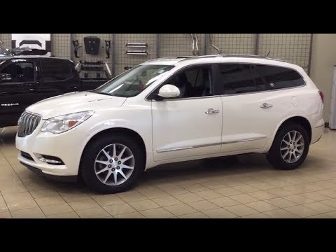 Pre-Owned 2014 Buick Enclave Leather-Clean History!