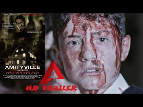 THE AMITYVILLE MURDERS-2018|OFFICIAL MOVIE TRAILER**Horror movie -2018**