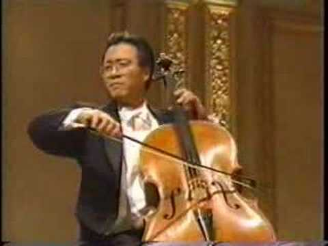 Cello - Yo-Yo Ma with Daniel Barenboim and the Chicago SO in this performance from 1997. This concerto will forever be associated with Jaqueline duPre, but YYM gives...