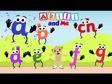 Alphabet and Letter Songs Compilation | 35 min. of Phonics Songs from Akili and Me