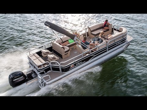 Sun Tracker SportFish 22 XP3video