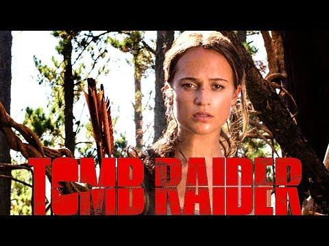 Can Alicia Vikander & 'Tomb Raider' Break The Video Game Curse? | Heat Vision | THR