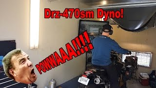 5. Drz 470 Dyno Pull With Results!