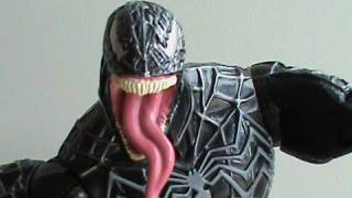Marvel Legends Venom (Spider-Man 3 Sandman Wave) Figure Review