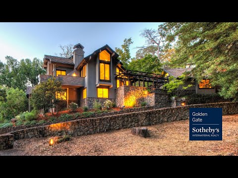 104 Cypress Avenue, Kentfield – 1.8 Acre Kentfield Estate
