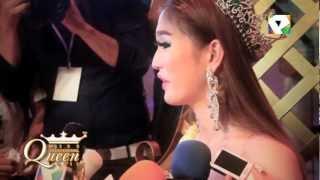 Miss International Queen 2012 - Pattaya Ladyboy Beauty Contest (Winner Interview Kevin Balot)