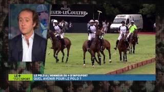 - Vidéo : Le polo à l'honneur surINFOSPORT+-