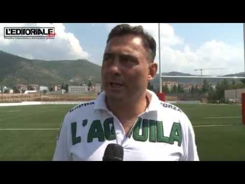 Rugby: inaugurato il nuovo campo di Piazza d'Armi