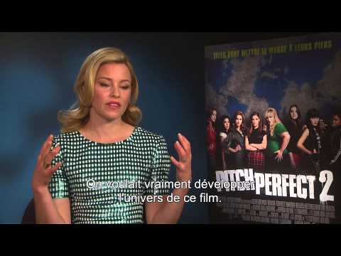 Pitch Perfect 2 / Interview : Elizabeth Banks [Actuellement au cinéma]