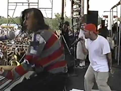 Limp Bizkit at Edge Fest 97 (видео)