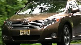 Roadfly.com - 2009 Toyota Venza Car Review