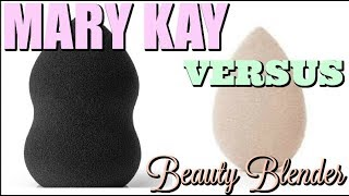 Which one is better ? Mary Kay Blending Sponge VERSUS Beauty Blender