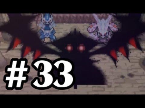 Let's Play Pokemon: Platinum - Part 33 - Spear Pillar