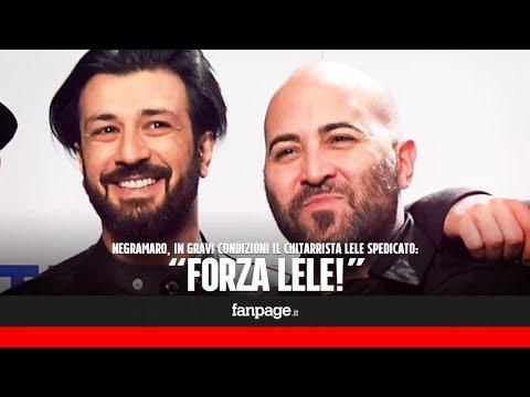 Negramaro, il chitarrista Lele Spedicato grave: emorragia cerebrale. Le ultime notizie