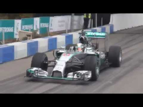 Mercedes-Benz Stars and Cars 2014 - HD Highlights