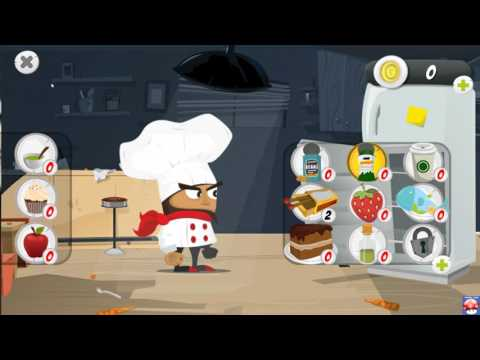 Fat Cook: Gameplay (PC HD) (Steam Greenlight Game)