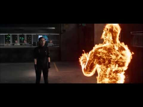 "Fantastic Four (2015) - CLIP (5/5): ""We Should Use these Powers to do Something"""