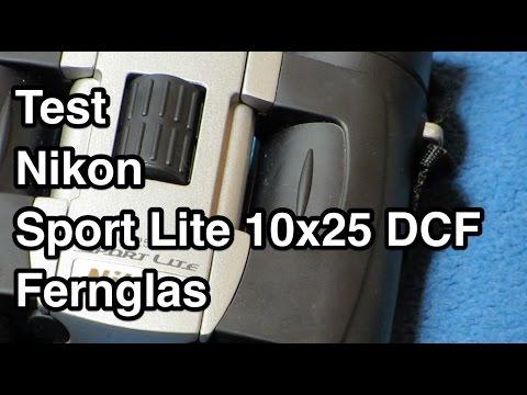 Test Nikon Sport Lite 10x25 DCF Fernglas | Fernglas Test
