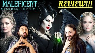 MALEFICENT: Mistress Of Evil - REVIEW!!! by The Reel Rejects