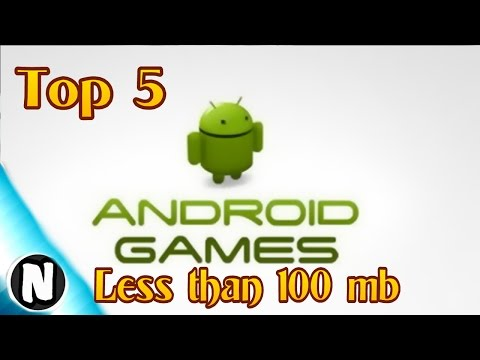 Top 5 android games under 100mb OFFLINE and addicting.