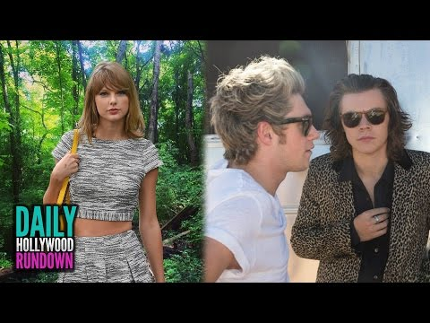sneak peek new music - More Celebrity News ▻▻ http://bit.ly/SubClevverNews Taylor Swift and One Direction dropped new music sneak peeks and Selena Gomez stops by Ellen. All this and more on today's Daily Hollywood.