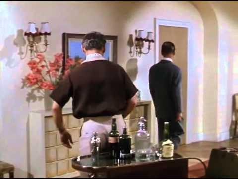 Hell Below Zero (1954) - Alan Ladd beats up a con-man