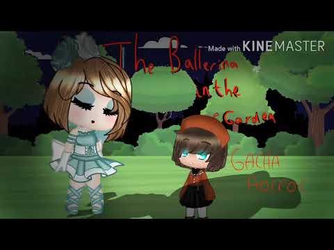 Kinda Based on Ballora{~The Ballerina in the Garden}~ Gacha Club Horror(blood+headphone warning)