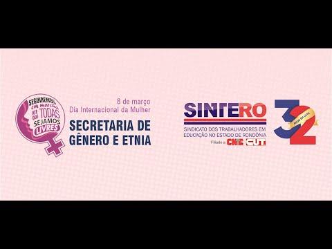 Homenagem do Sintero ao Dia das Mulheres