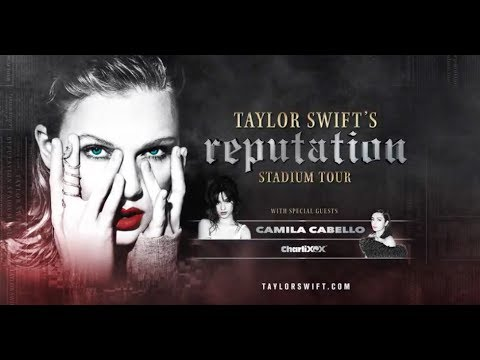 Taylor Swift reputation Stadium Tour // Trailer 2 - Thời lượng: 31 giây.